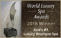 Luxury Spa Award 2016