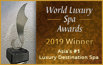 Luxury destination spa 2019